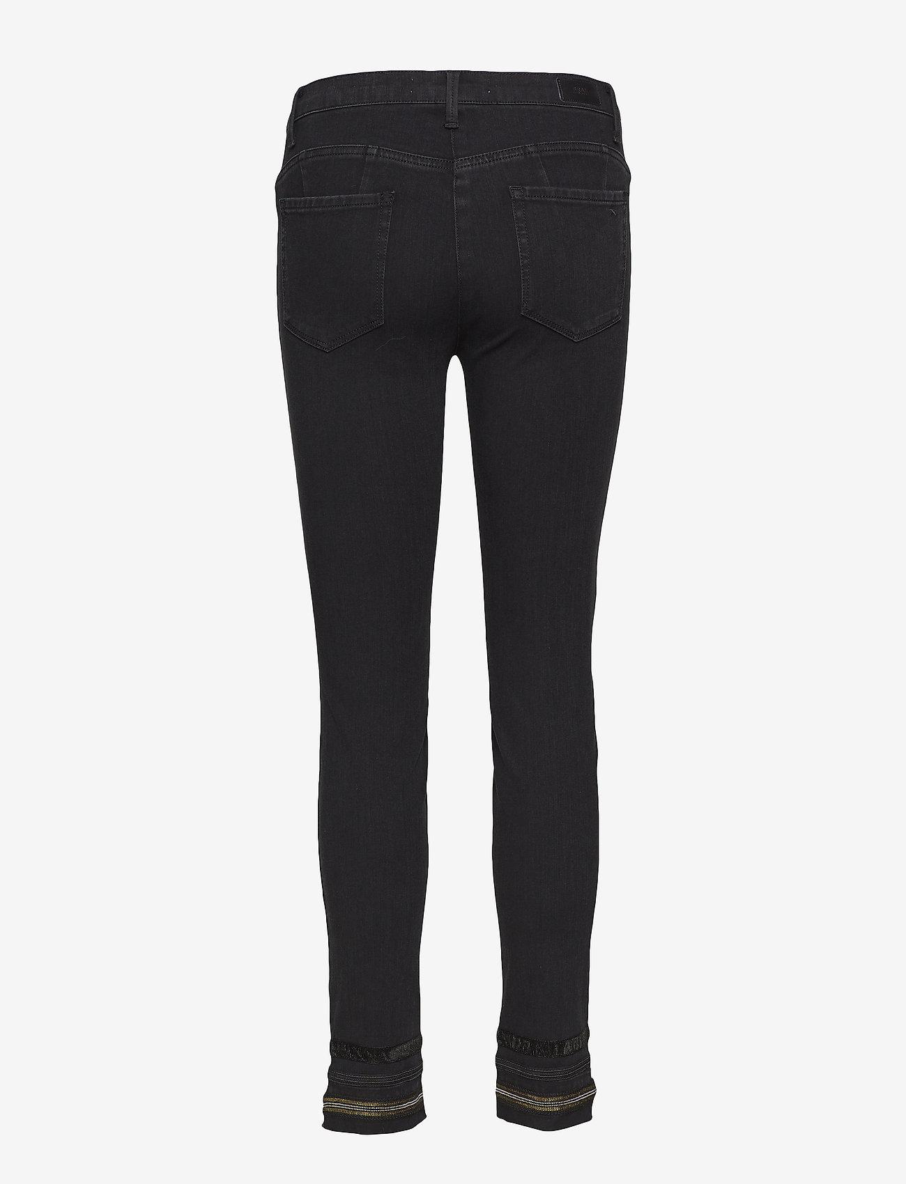 BRAX - SPICE S - skinny jeans - clean black black
