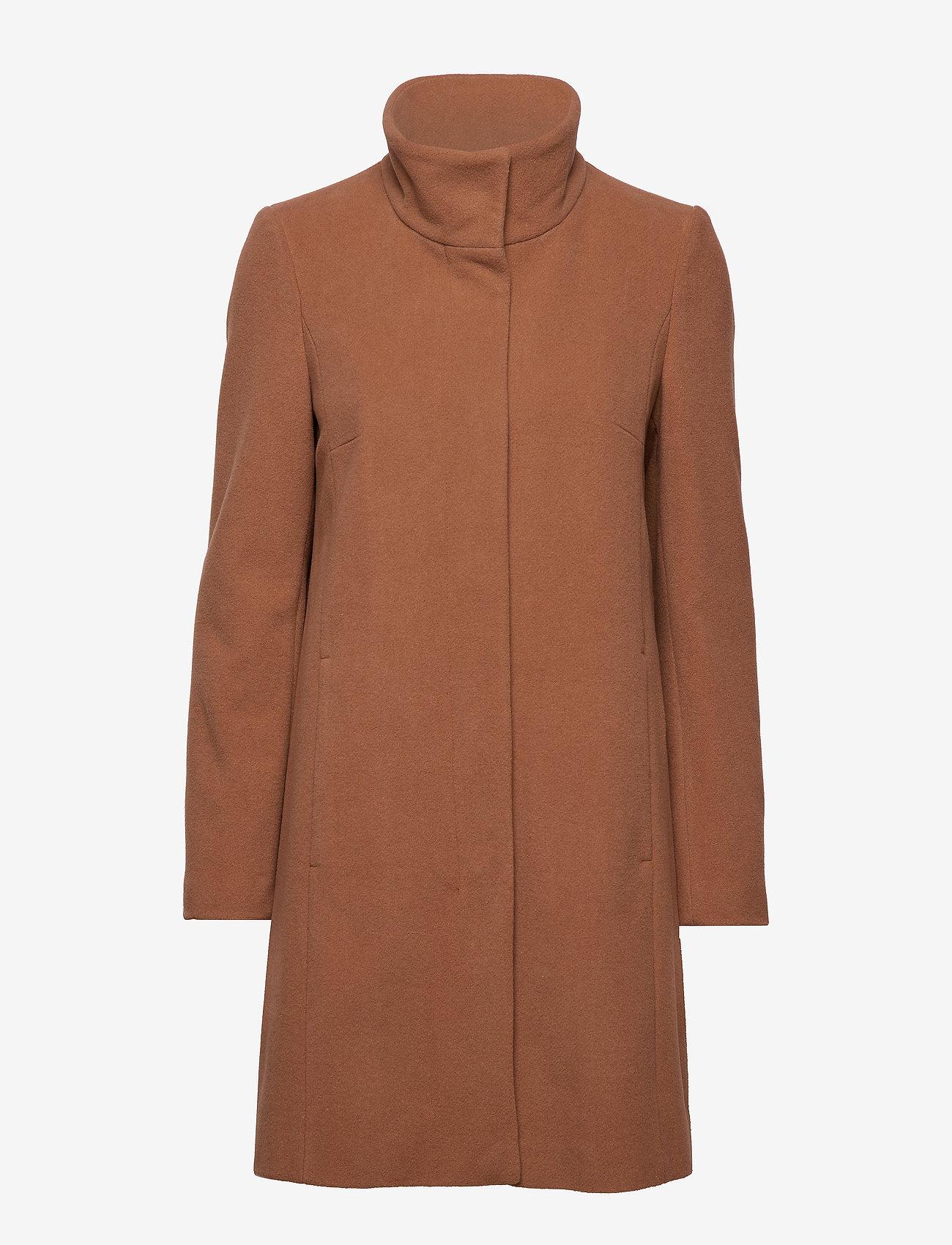 BRAX - VARESE - manteaux de laine - camel