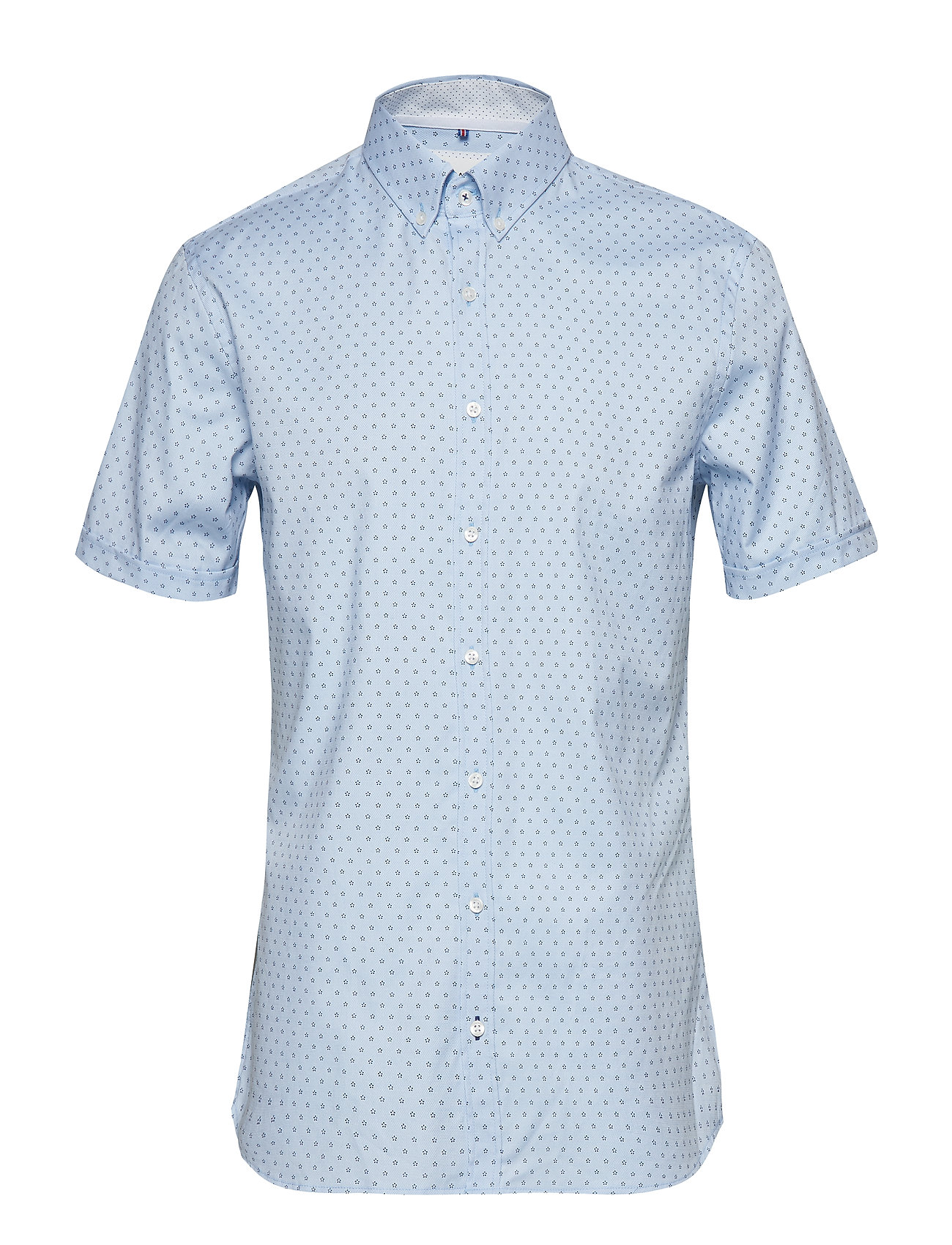 BRAX Style Dan Skjorter Herrer Mørkeblå Tøj Outlet