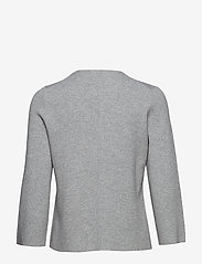 BRAX - ANN - cardigans - light grey mel. - 1