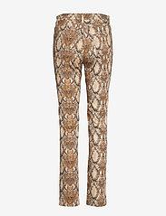 BRAX - MARY - slim fit trousers - cognac - 1