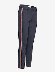 BRAX - MABEL - slim fit trousers - navy - 3