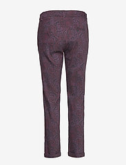 BRAX - MARON - slim fit trousers - cranberry - 1