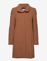 BRAX - VARESE - manteaux de laine - camel - 0