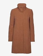 BRAX - VARESE - manteaux de laine - camel - 1