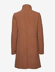 BRAX - VARESE - manteaux de laine - camel - 2