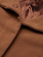 BRAX - VARESE - manteaux de laine - camel - 3