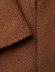 BRAX - VARESE - manteaux de laine - camel - 4