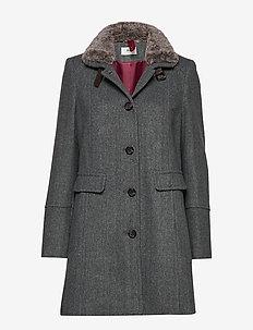 MILANO - wool coats - grey