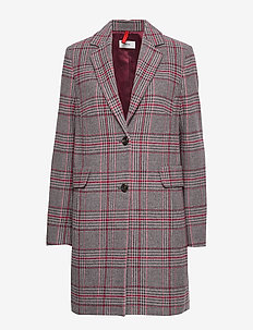 PORTO - wool coats - dark grey