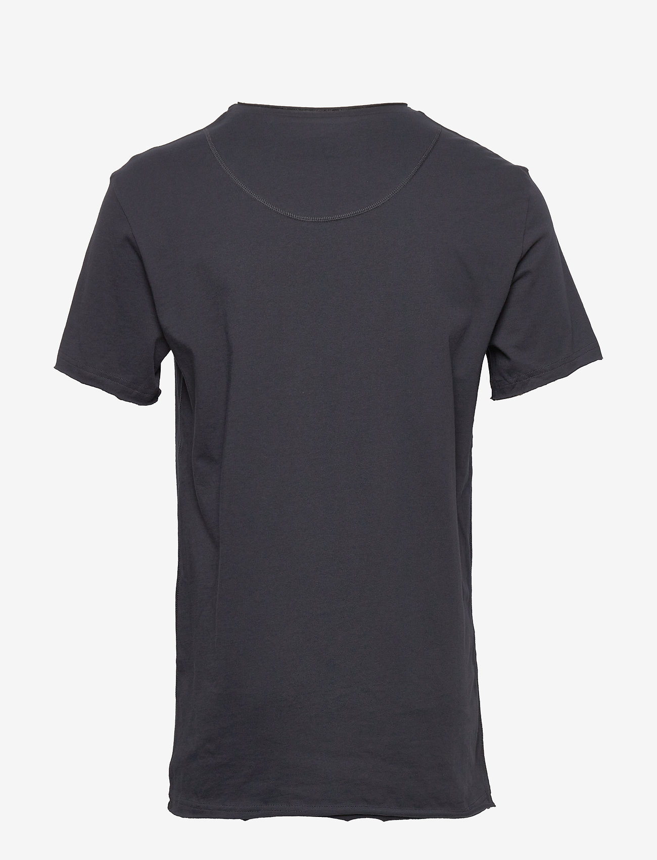 Bread & Boxers - Crew-Neck Relaxed T-shirt - basic t-shirts - dark navy - 1