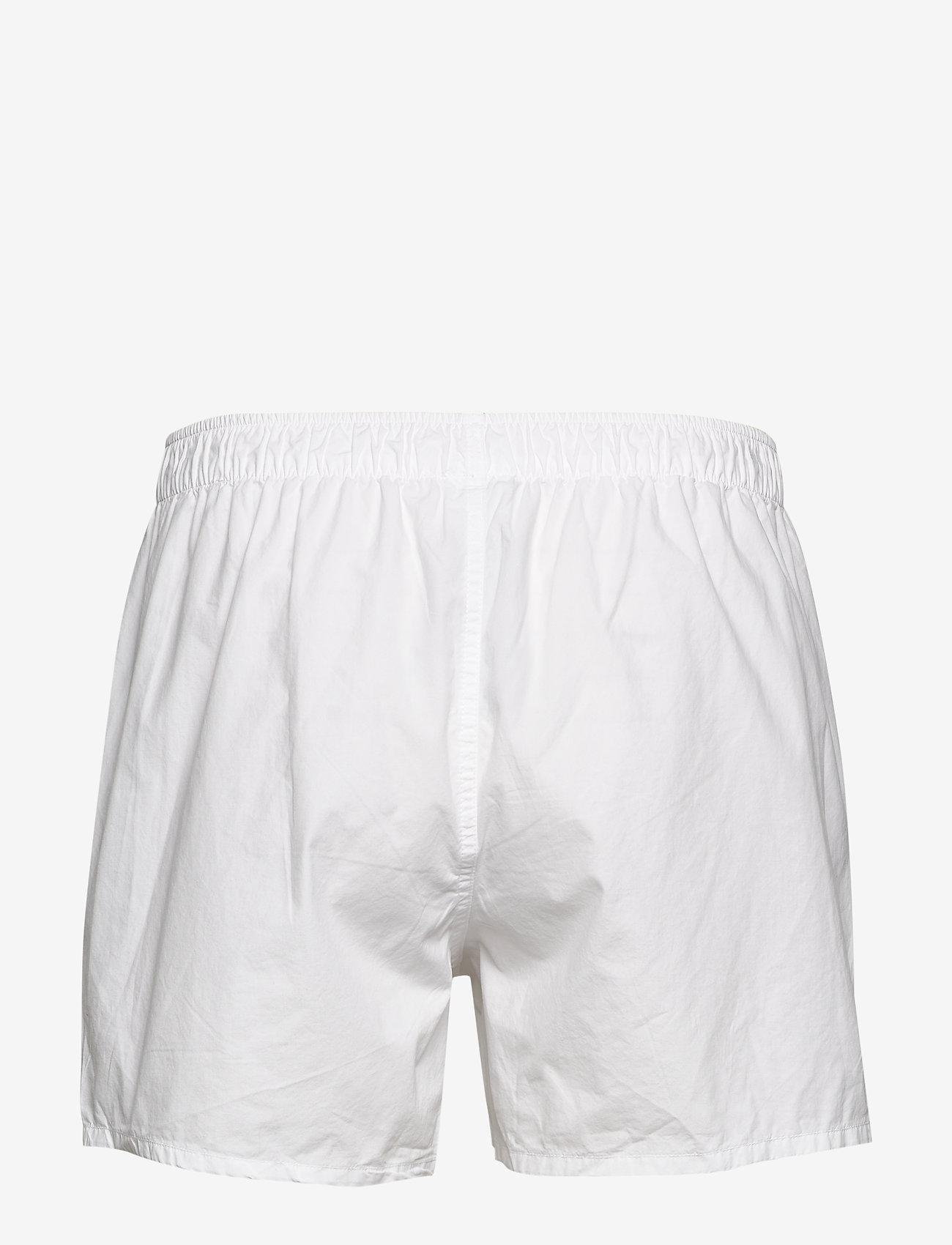 Bread & Boxers Boxer Short - Boxershortser WHITE - Menn Klær