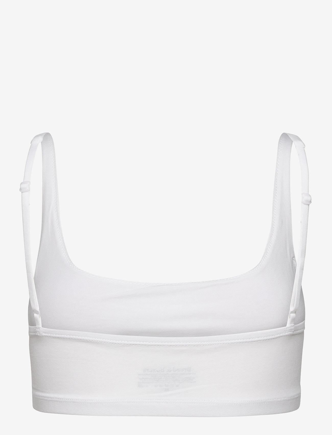 Bread & Boxers - Soft bra - soutiens-gorge souple - white - 1
