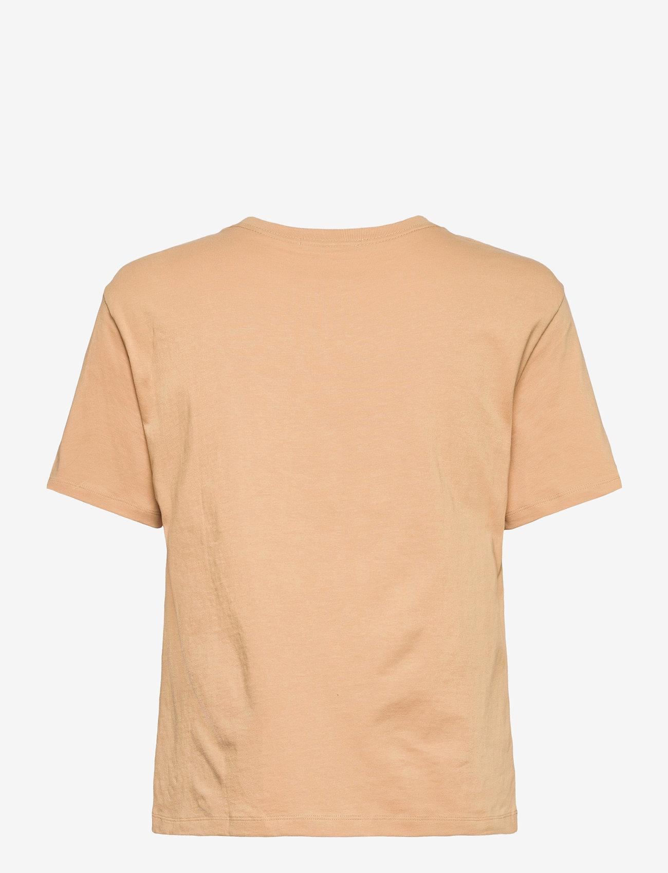 Bread & Boxers - T-shirt Classic - t-shirts - beige - 1