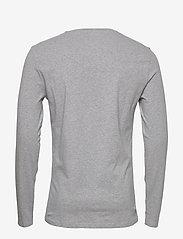 Bread & Boxers - Long sleeve - basic t-shirts - grey melange - 1