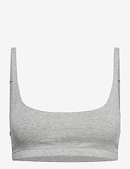 Soft bra - GREY MéLANGE