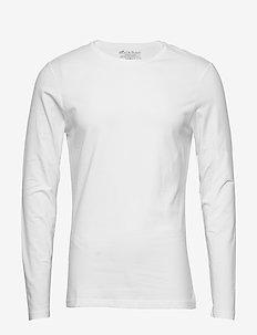 Long sleeve - pyjama's - white
