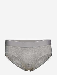 Brief - alusvaatteet - grey melange