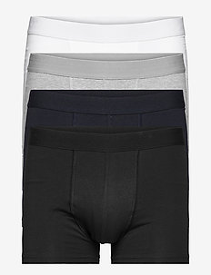 Boxer Brief Multipack - boxers - white/back/grey/navy