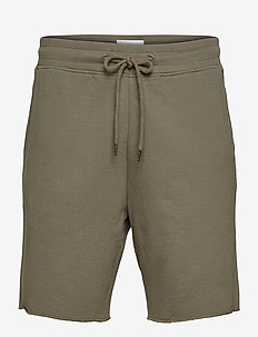 Lounge Short - casual shorts - olive green