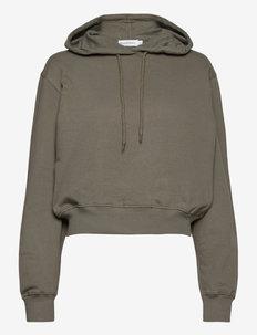 Hoodie - hoodies - olive green