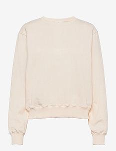 Sweatshirt - sweatshirts & hoodies - off-white