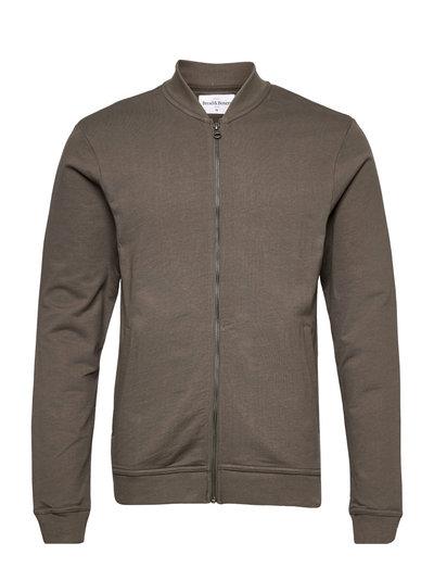 Jersey Jacket - sweats - mole grey