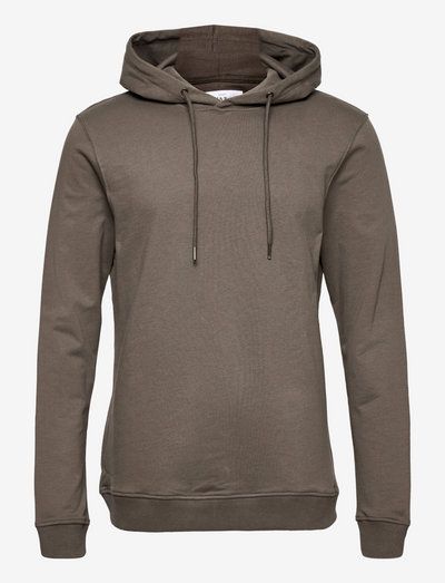 Hoodie - sweats à capuche - mole grey