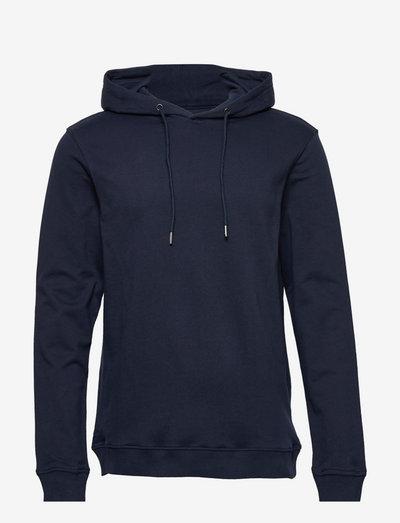 Hoodie - sweats à capuche - navy blue