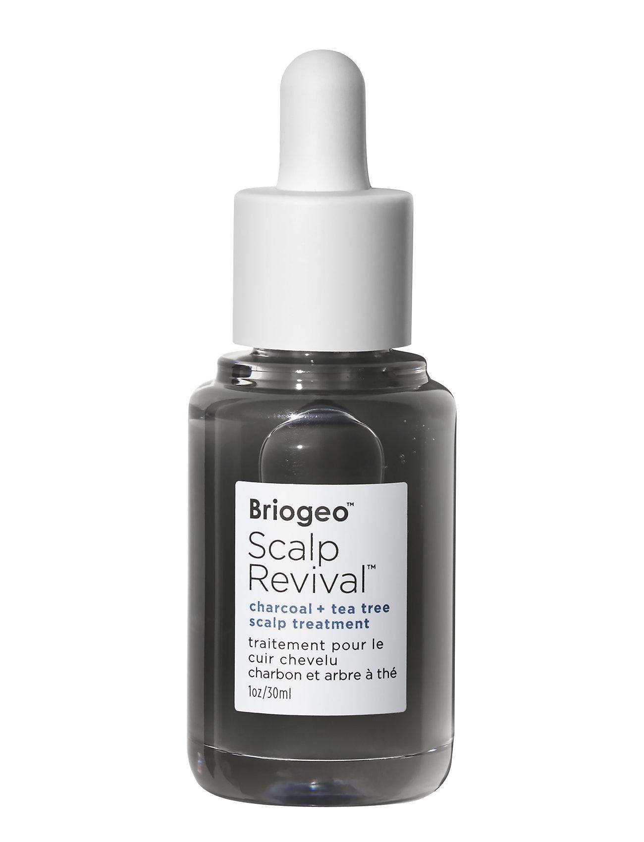 Briogeo Charcoal + Tea Tree Scalp Treatment - CLEAR