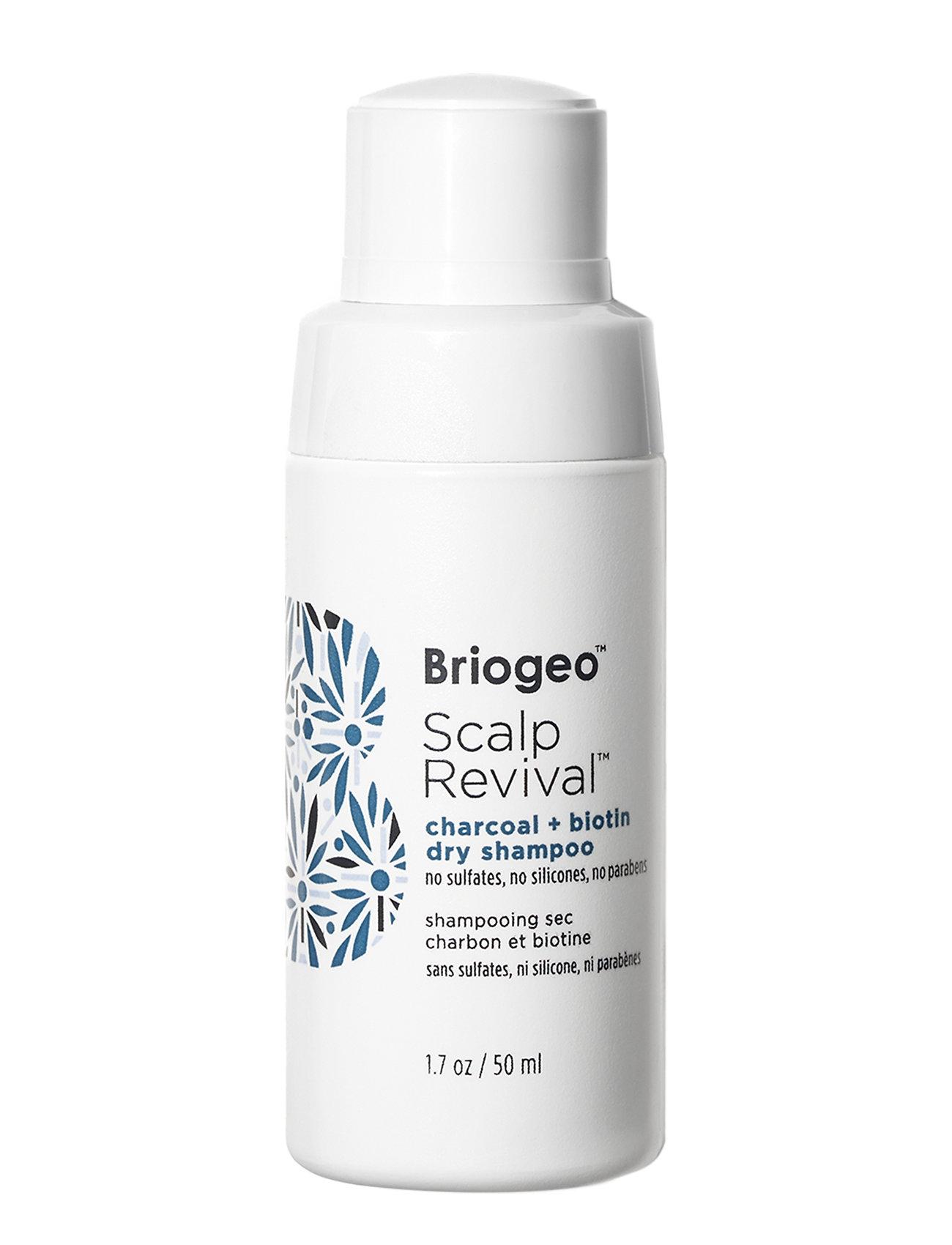Briogeo Scalp Revival Charcoal + Biotin Dry Shampoo - NO COLOUR
