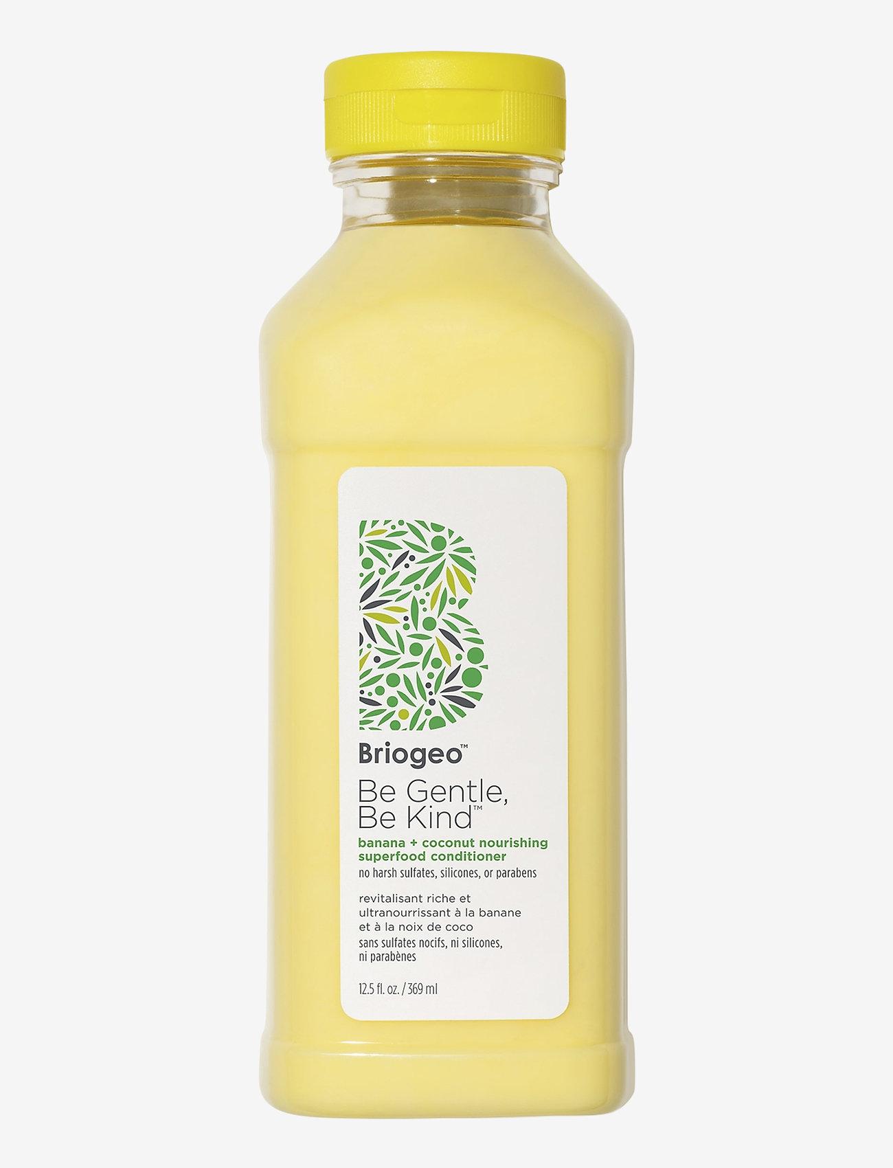 Briogeo - Banana + Coconut Nourishing Superfood Conditioner - balsam - clear - 0