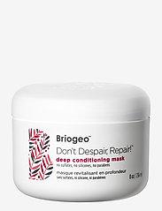Briogeo - Deep Conditioning Mask - hårmasker - clear - 0