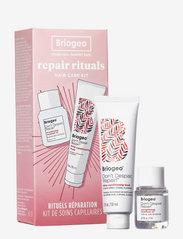 Briogeo - Briogeo Don't Despair, Repair!™ Repair Rituals Hair Care Kit - presentaskar - clear - 0