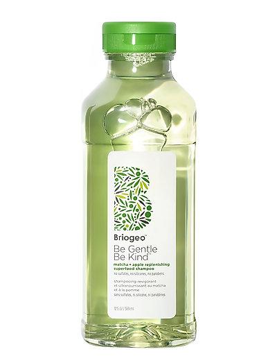 Matcha + Apple Replenishing Superfood Shampoo - CLEAR