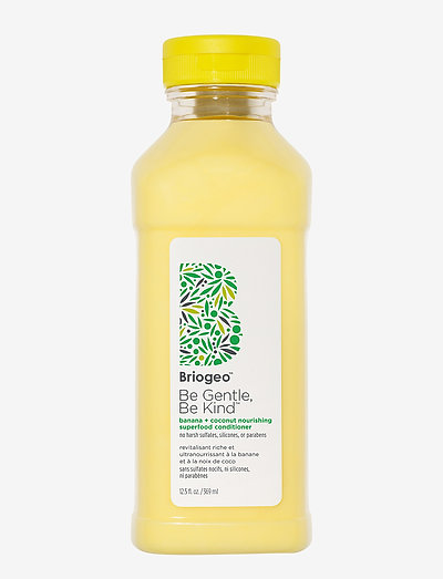 Banana + Coconut Nourishing Superfood Conditioner - balsam - clear