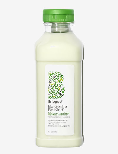 Kale + Apple Replenishing Superfood Conditioner - balsam - clear