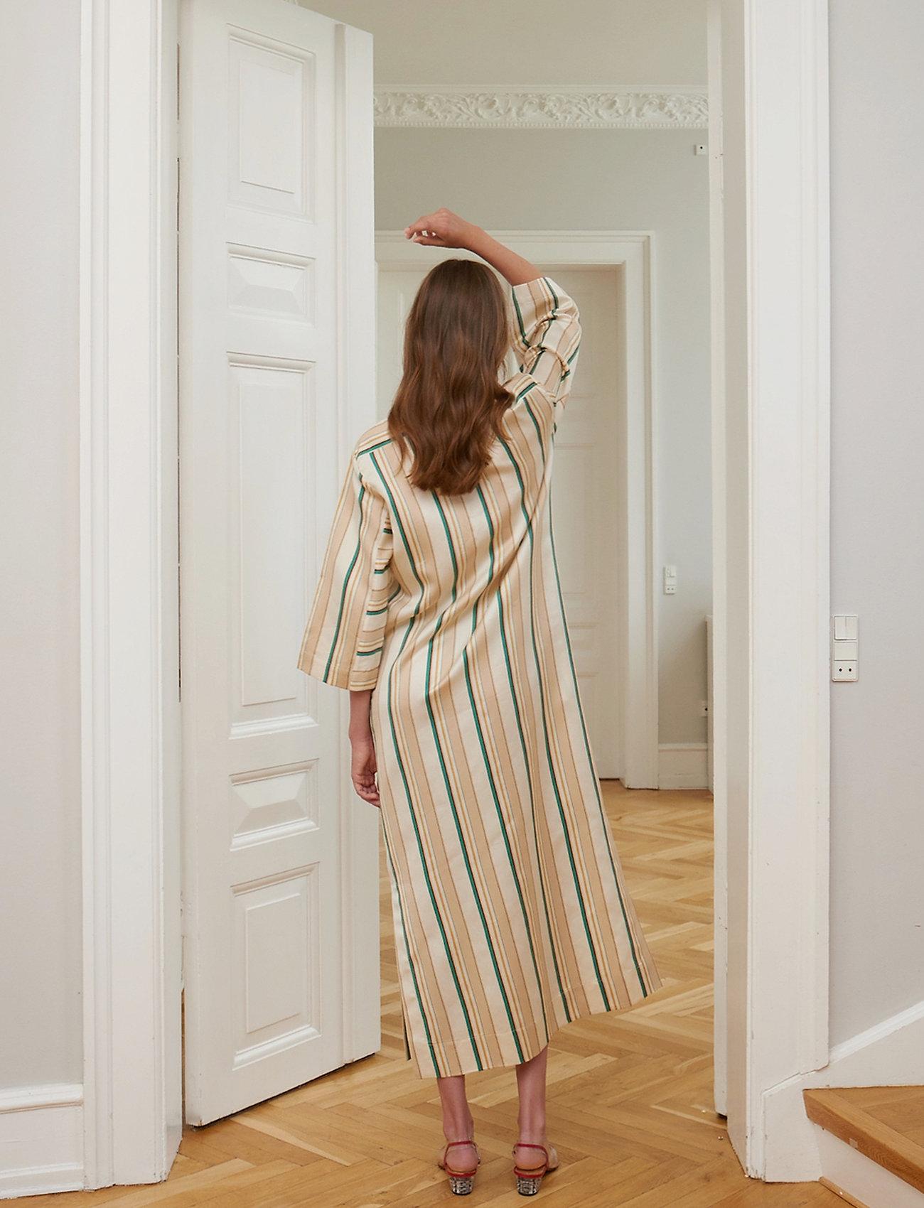 Britt Sisseck - Belle - maxi dresses - retro stripe - 3
