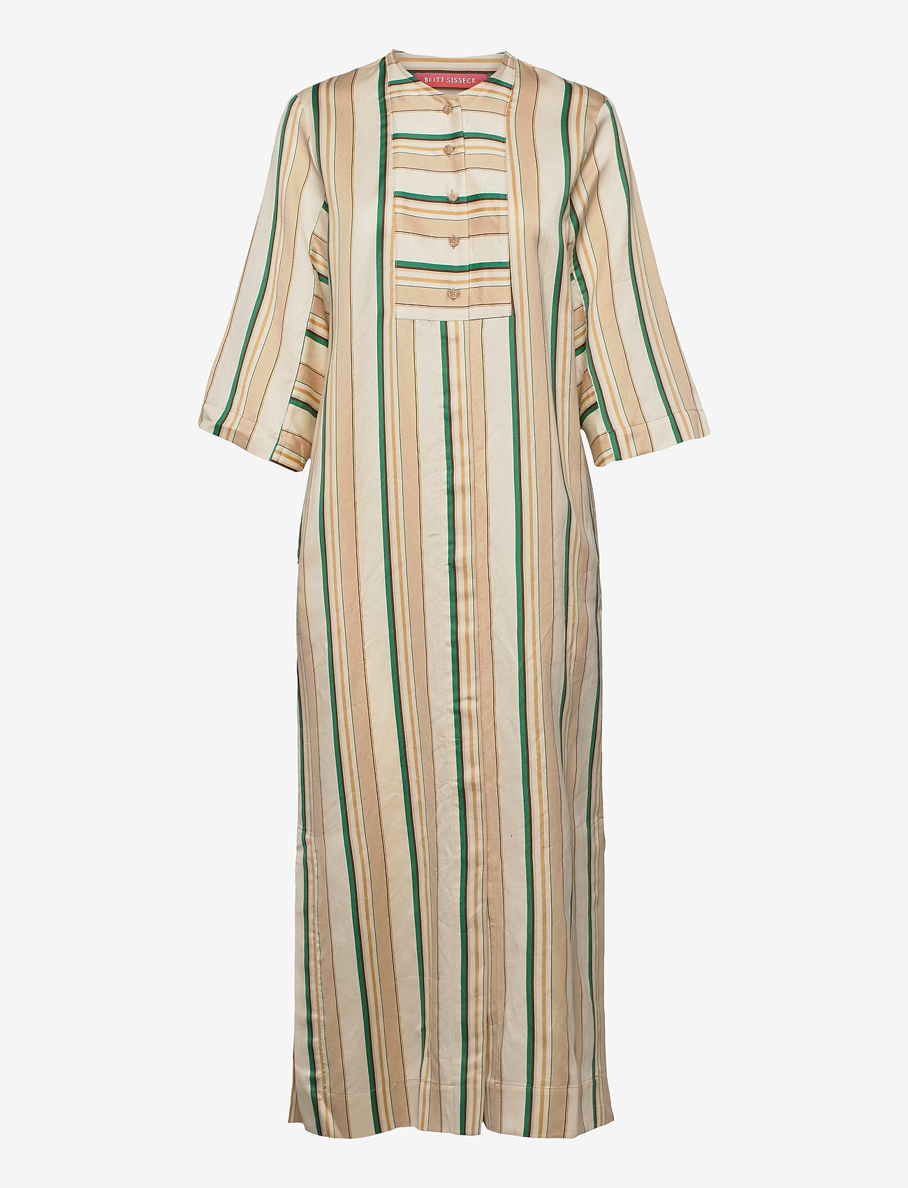 Britt Sisseck - Belle - maxi dresses - retro stripe - 1