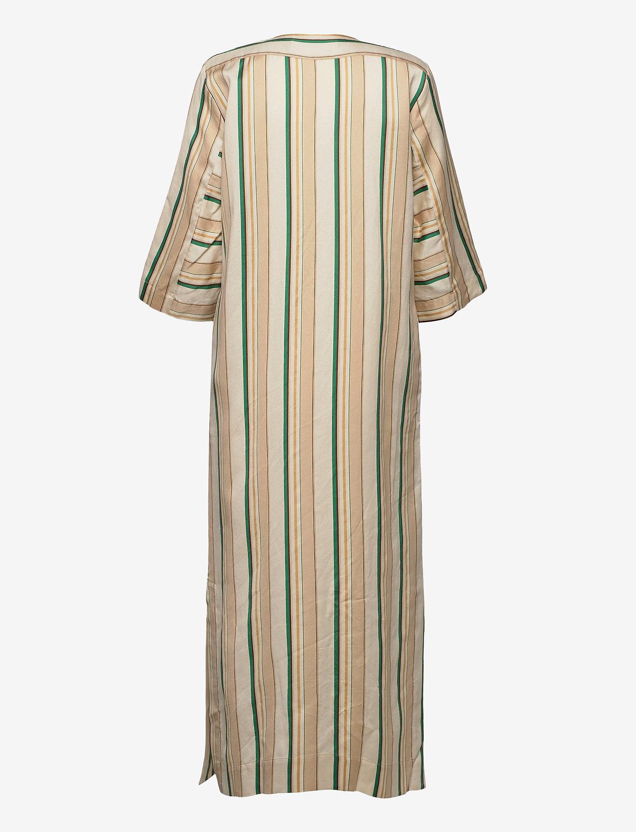 Britt Sisseck - Belle - maxi dresses - retro stripe - 2