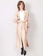 Britt Sisseck - Sofia - maxi dresses - brown sugar - 0