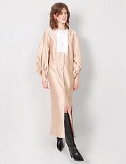 Britt Sisseck - Sofia - maxi dresses - brown sugar - 3