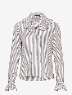 Delaila shirt - blouses à manches longues - pre stripe