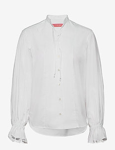 Isa shirt - blouses à manches longues - white oxford
