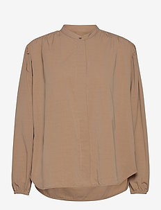 Gigi shirt - chemises à manches longues - khaki