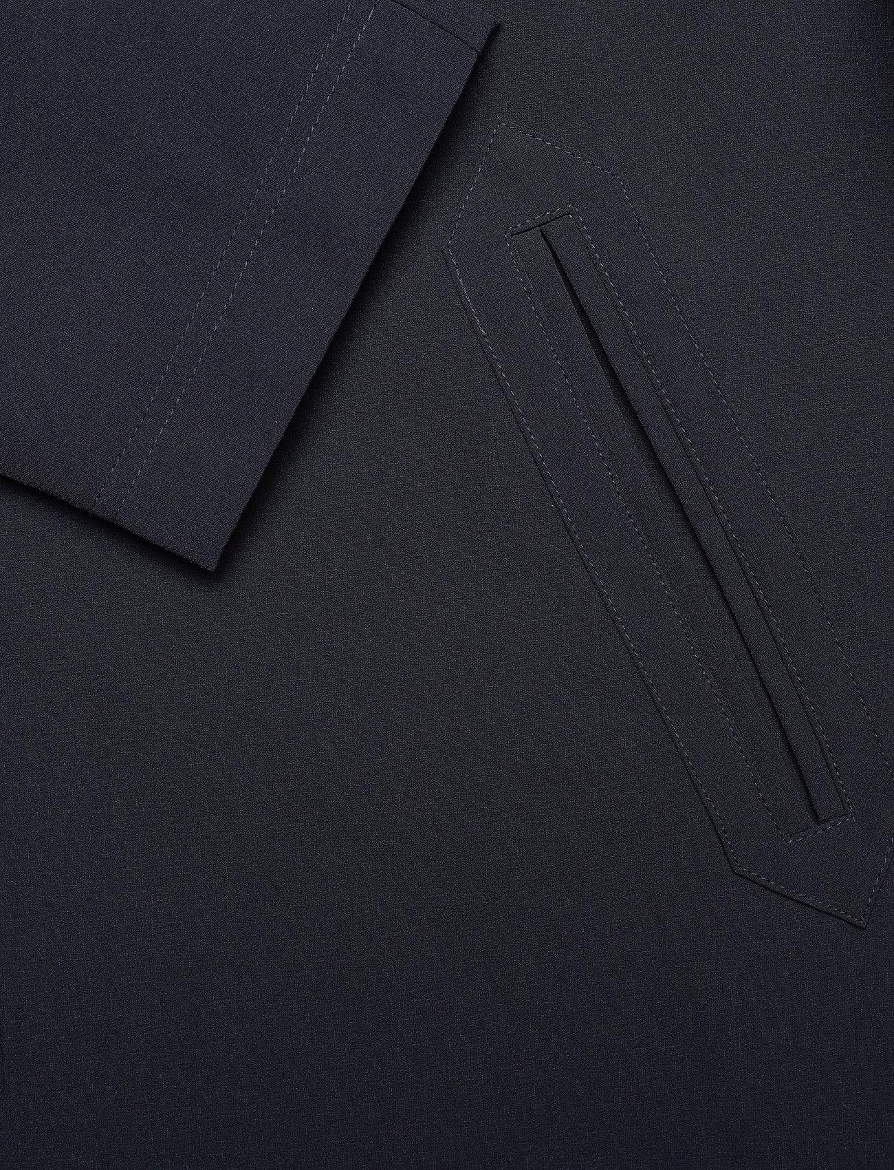 Brixtol Textiles - T-Coat Stretch - cienkie płaszcze - carbon navy - 7
