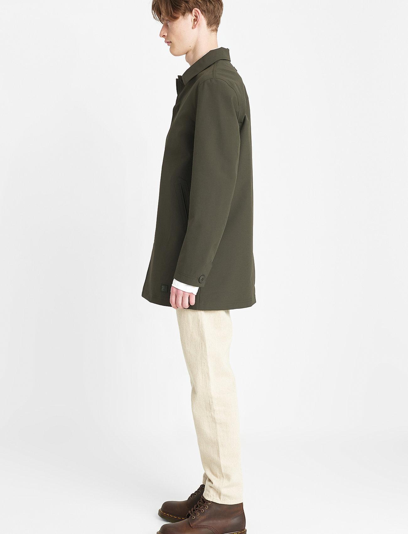 Brixtol Textiles - T-Coat Stretch - cienkie płaszcze - olive - 4