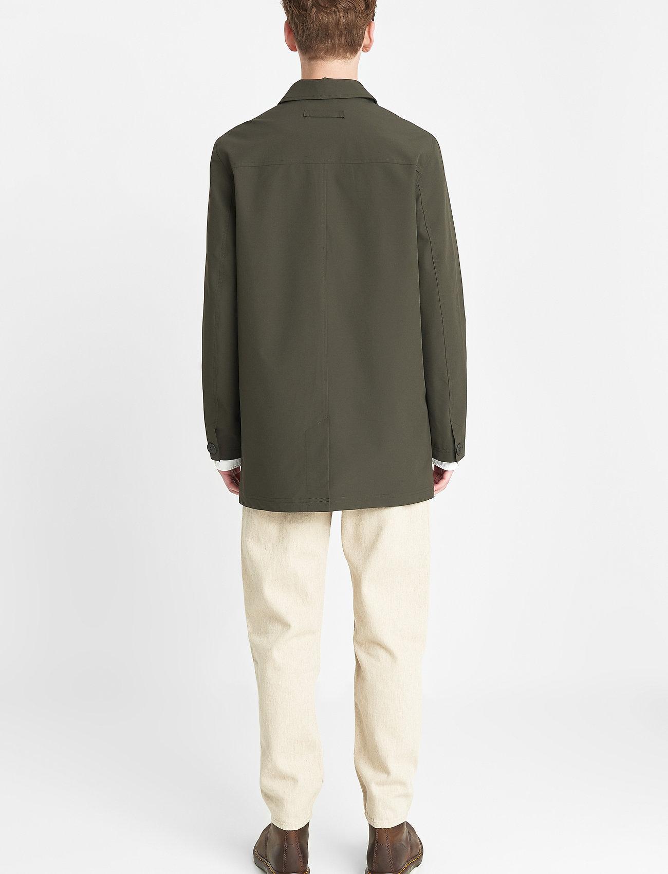 Brixtol Textiles - T-Coat Stretch - cienkie płaszcze - olive - 5