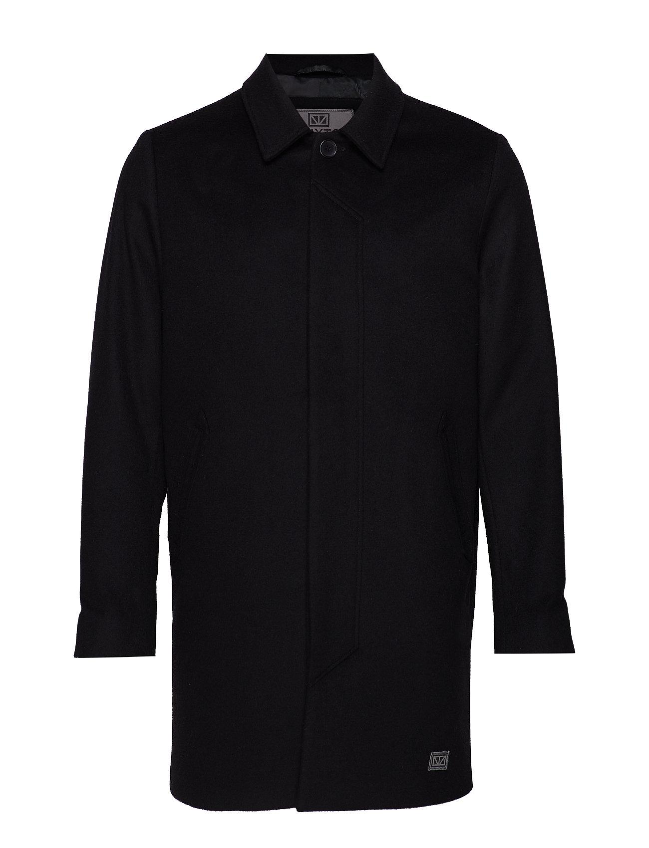 Brixtol Textiles T-Coat Wool - BLACK
