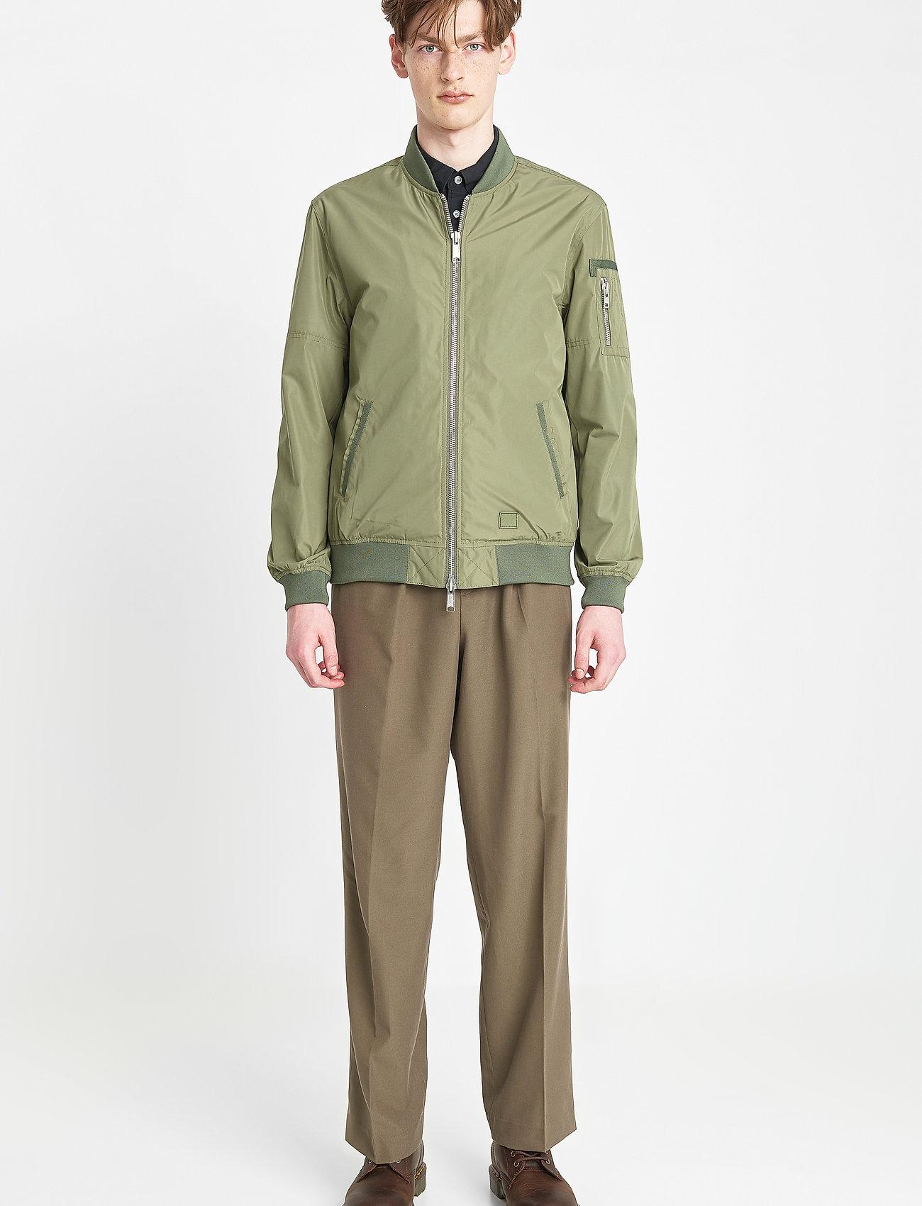 Brixtol Textiles - Harris - bomberjacks - light olive - 0